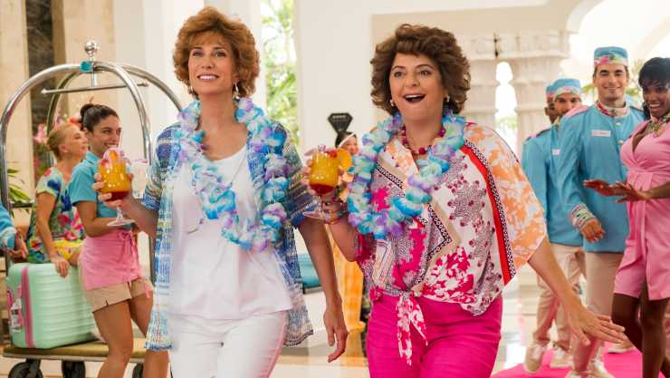 Watch The Utterly Bonkers Barb and Star Go to Vista Del Mar Second Trailer