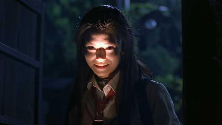 Scary School Kids , Donnie Darko Make Up Arrow's April Slate