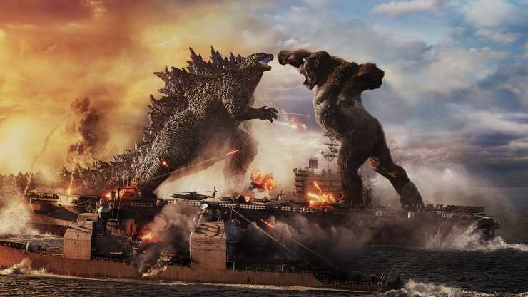 One Will Fall In The First Godzilla Vs Kong Trailer!
