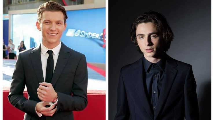 Tom Holland And Timothée Chalamet In Running For Willy Wonka Prequel?