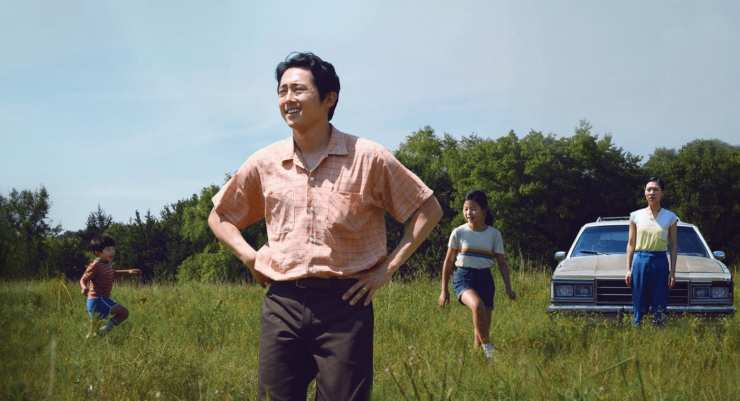 The Critically Acclaimed Minari Starring Steven Yuen Gets A UK Trailer