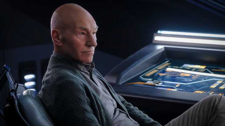 The returning franchise cast you can expect to see in Star Trek: Picard