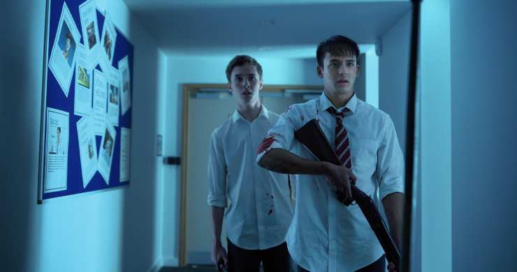 First Look Images For Post Apocalyptic School's Out Forever