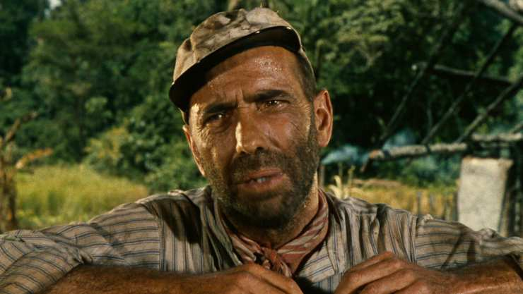 Win Classic The Africa Queen  Starring Humphrey Bogart On Blu-Ray