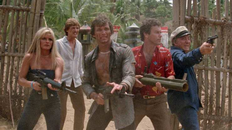 Kung-Fu Cannibals As 101 Films Set To Release Raw Force on Blu-Ray