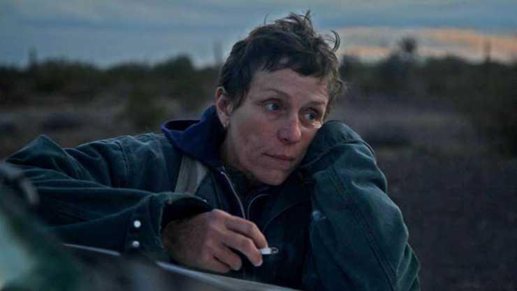 London Film Critics Name Nomadland Their 2020 Best Film