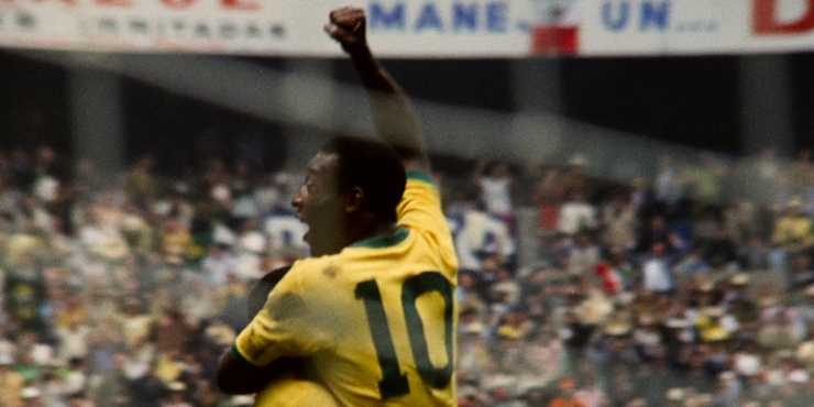 Watch The Trailer For Pelé The Netflix Doc For Football's 'Greatest'
