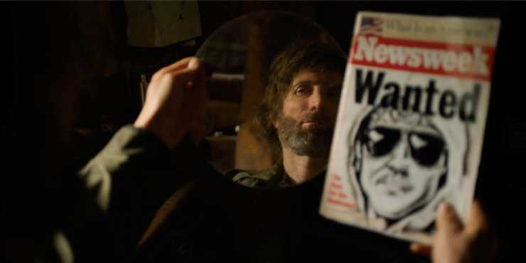 First Look At Sharlto Copley As 'Unabomber' Ted Kaczynski In Ted K