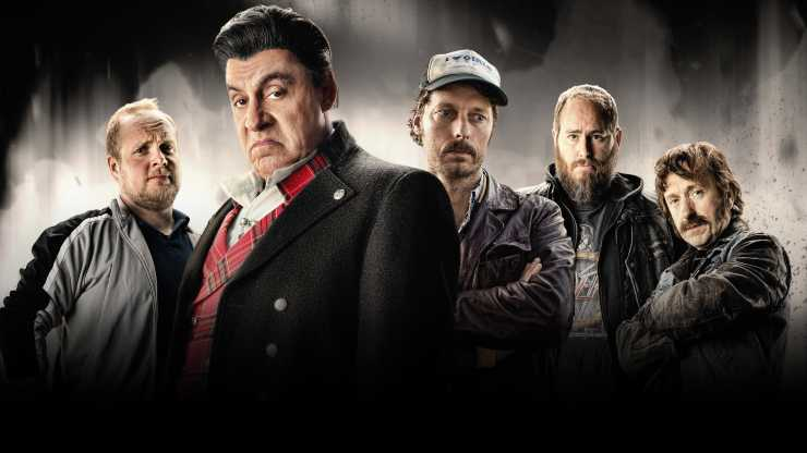 Win Lilyhammer The Complete Series On DVD