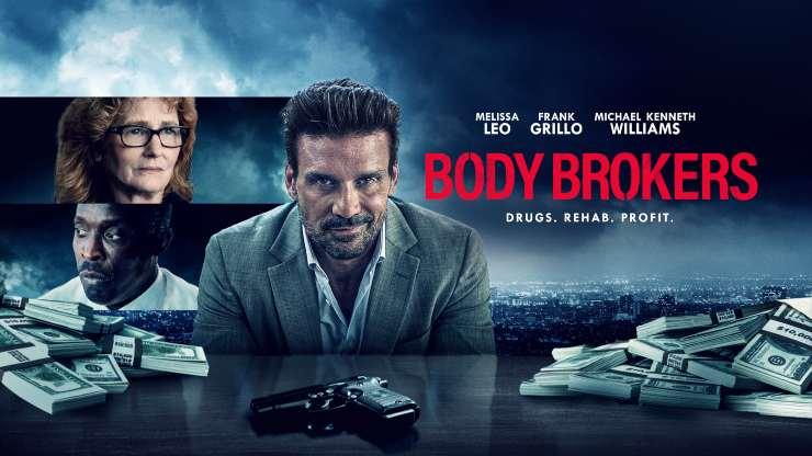Win Body Brokers Digital Download Starring Frank Grillo