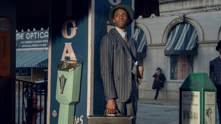 Watch The Trailer For Chadwick Boseman: Portrait of an Artist