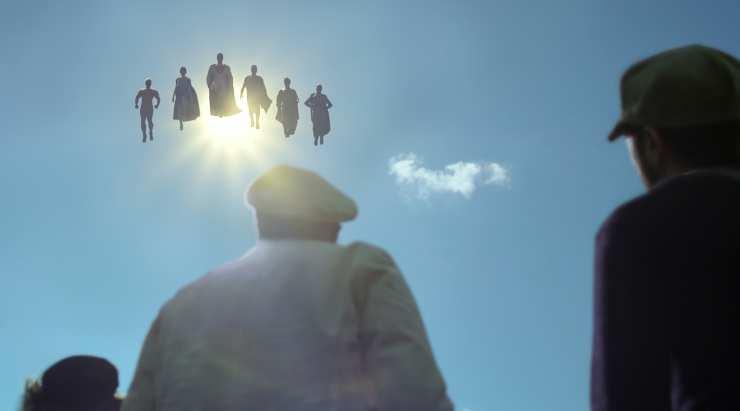 No Legend Lives Forever In Jupiter's Legacy New Trailer