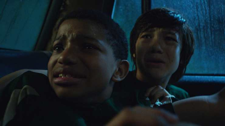 Shudder Picks Up Gripping Indie Horror The Boy Behind the Door