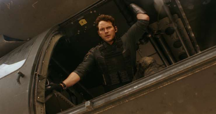 First Look Images For  The Tomorrow War Starring Chris Pratt