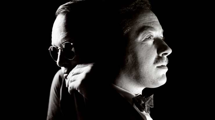 Watch UK Trailer For Truman & Tennessee: An Intimate Conversation