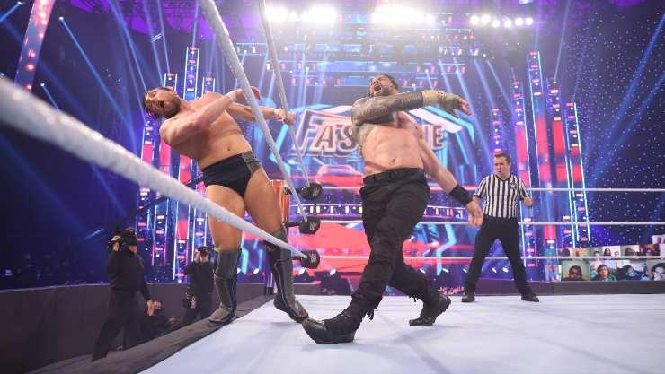 Win WWE Fastlane 2021 On DVD