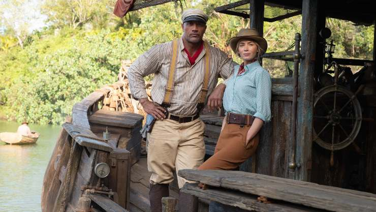 Disney's Jungle Cruise Will Get A Duel Cinema And Disney+ Release