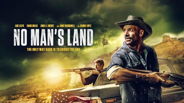 Win Digital HD Copy of No Man's Land Starring Frank Grillo