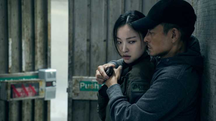 Watch UK Trailer For Shock Wave: Hong Kong Destruction Starring Andy Lau