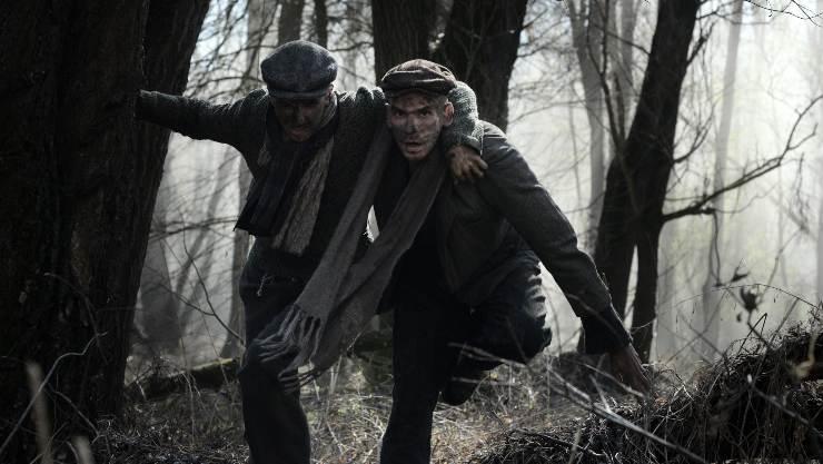 Film Review – The Auschwitz Escape(2021)