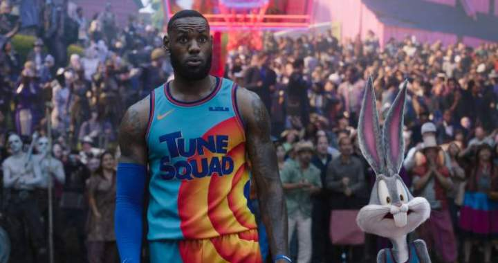 Win Space Jam: A New Legacy Bundle Including Blu-Ray