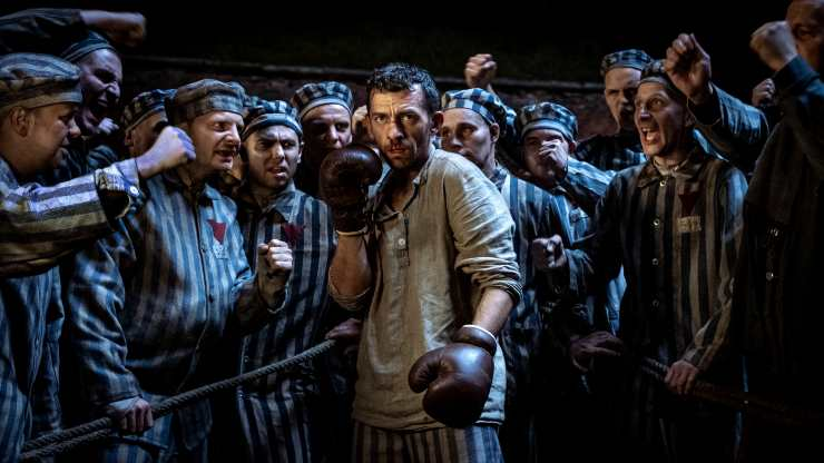 Fight For Hope In The Champion of Auschwitz UK Trailer