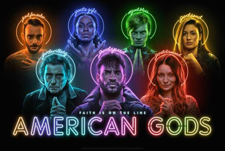 Studiocanal Put Faith Online With American Gods Season 3