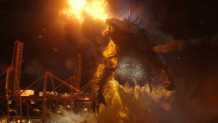 Godzilla vs. Kong Roaring For Fourth Week At Official Film Chart Top Spot