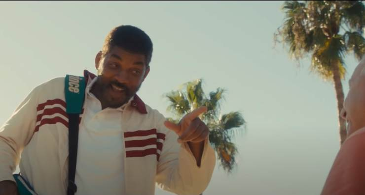 Watch Will Smith In King Richard First Trailer!