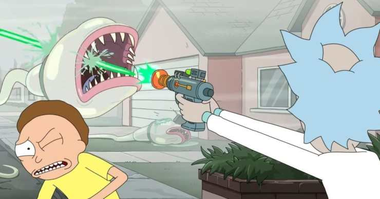 Television Review – Rick and Morty Season 5 Episode 4 – Rickdependence Spray