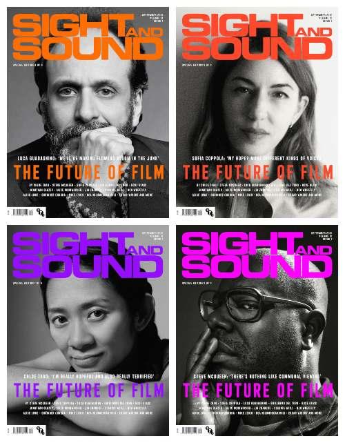 Iconic Film Magazine Sight & Sound Getting A Major Re-Design