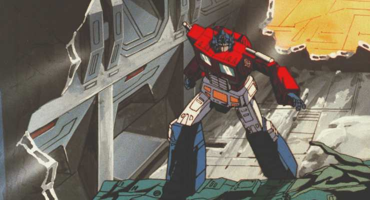 Funimation Set To Give The Transformers: The Movie 4K UK Release