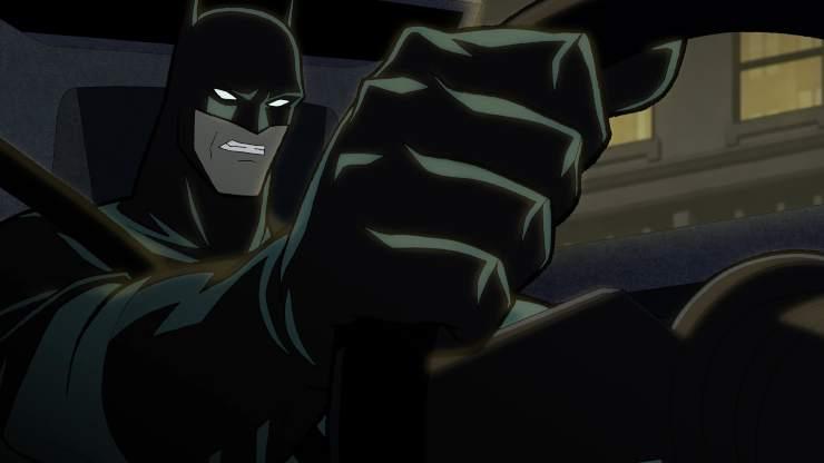Film Review – Batman: The Long Halloween Part 2