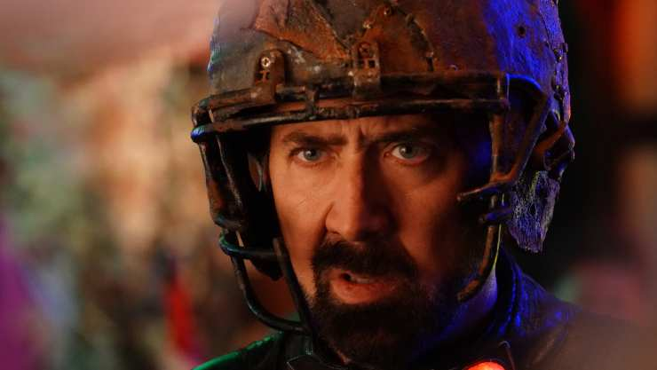 Nic Cage Unleashes 'The Rage' In Prisoners Of The Ghostland UK Trailer