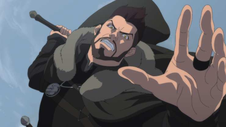 Watch New Swashbuckling Trailer For The Witcher: Nightmare Of The Wolf Anime