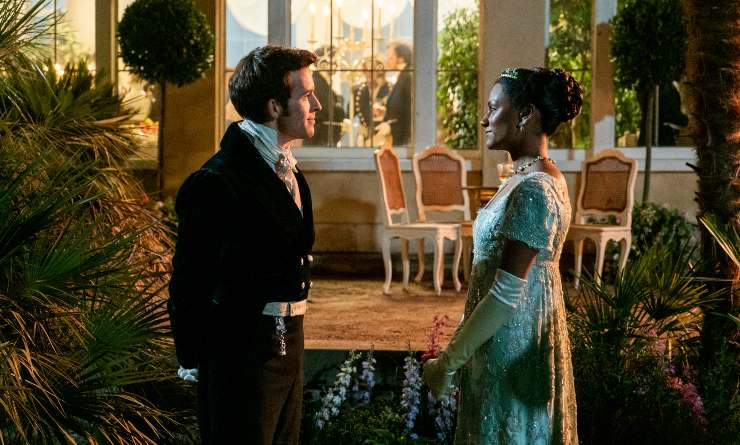 Netflix Reveal The First Look Images For Bridgerton Season 2