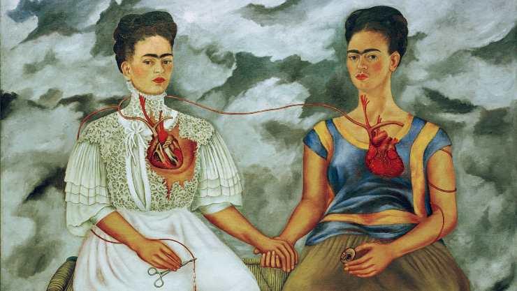 Watch UK Trailer For  Frida. Viva La Vida