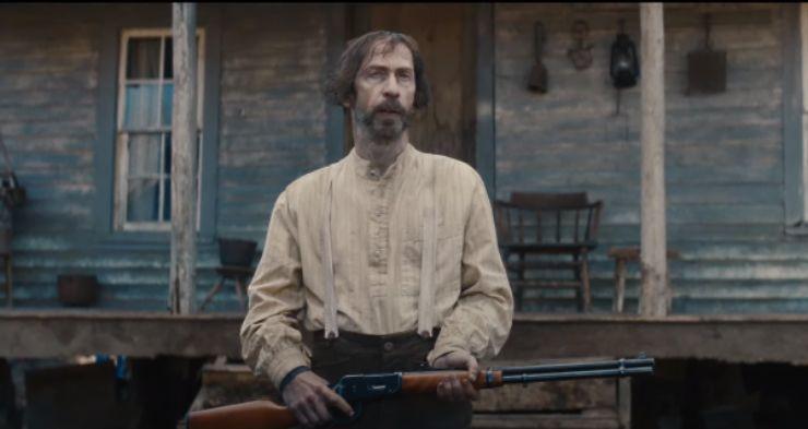 In UK Trailer For Old Henry Tim Blake Nelson Is The Reluctant Gunslinger