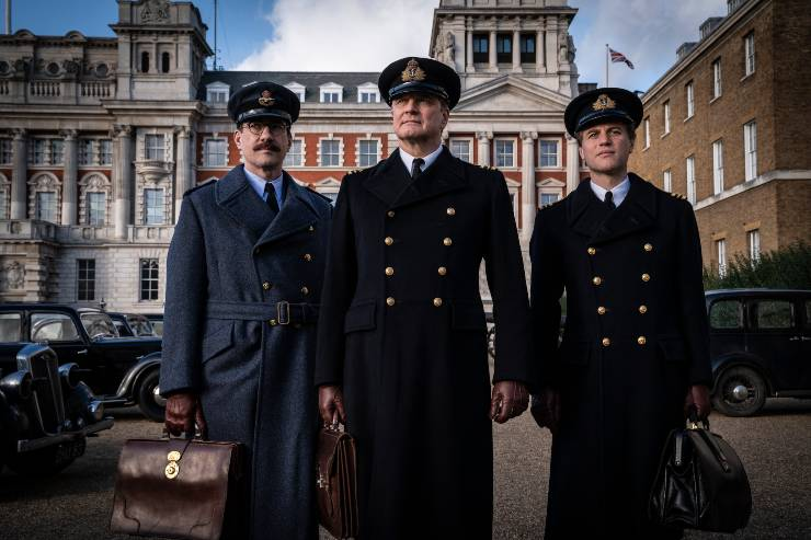 First Look Operation Mincemeat Starring Colin Firth