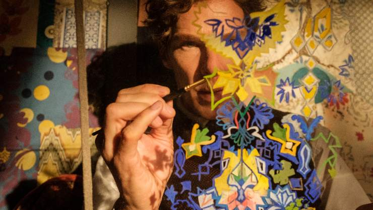 The Electric Life Of Louis Wain Gets A First Look Clip