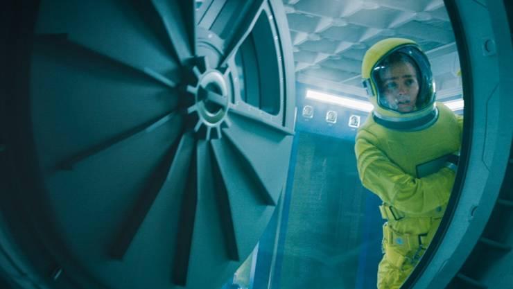 Teenage Rebellion In Space Watch New Voyagers UK Trailer