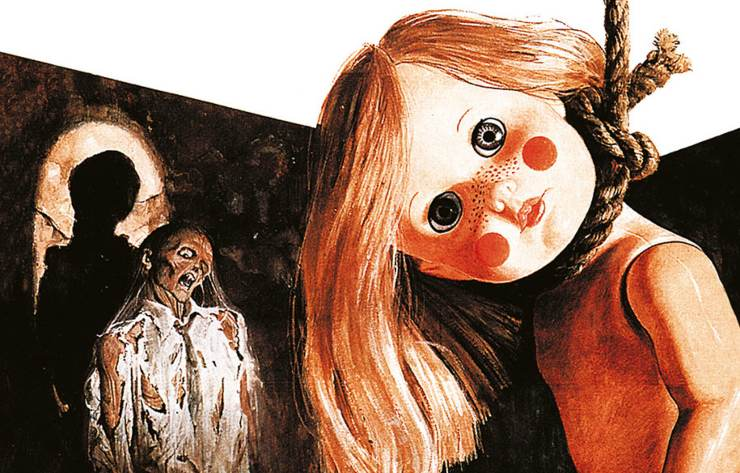 The Scariest Doll Of All – Annabelle And Chucky's Italian Cousin!