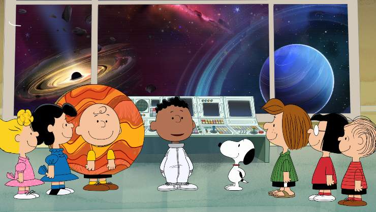 Apple TV+ Release Trailer For Snoopy In Space Season 2