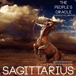 Sagittarius by @PeoplesOracle