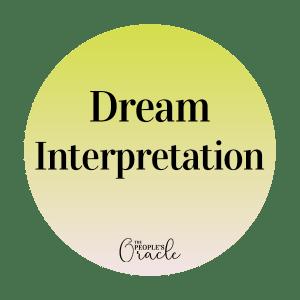 Book a Dream Interpretation Session