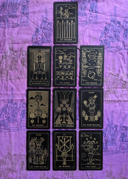 Tarot Reading Full Moon In Pisces The People S Oracle 6 na pala (6 of spades). the people s oracle