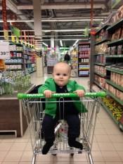 shopping at Novus
