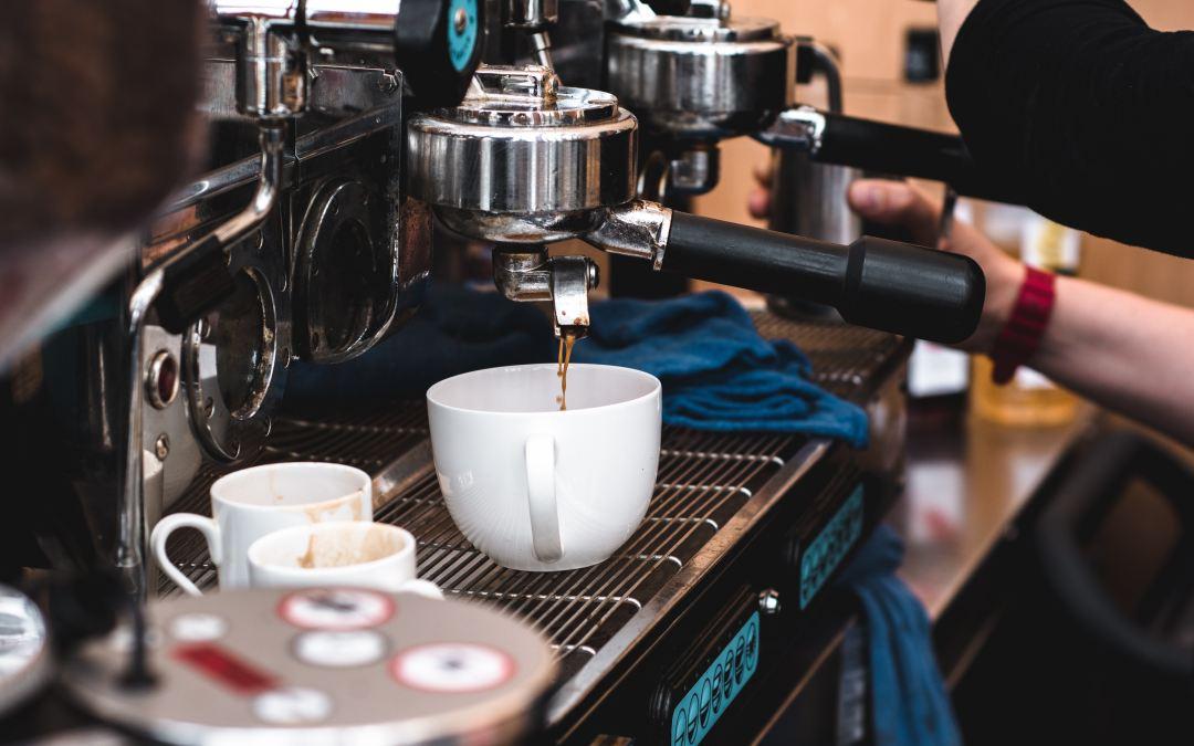 Have Espresso Maker, Will Travel