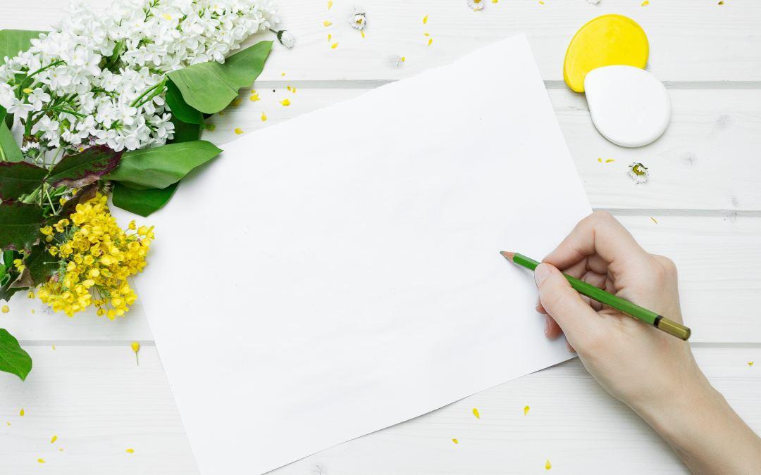 Writing My Way To Love