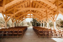 Pavilion Venue for Ceremonies- Quonquont Farm